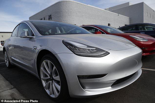 特斯拉Model 3刹车问题修复 重获《消费者报告》推荐