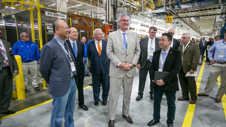 SF Motors印第安纳工厂2020年前投产
