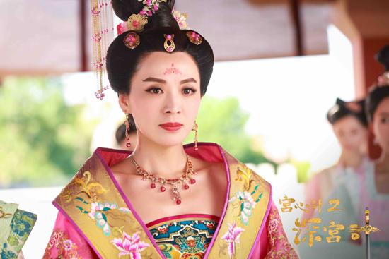 《深宫计》太平公主霸萌  悬念升级元玥姐姐成迷