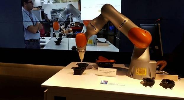 新加坡希望与中国在人工智能领域加强合作