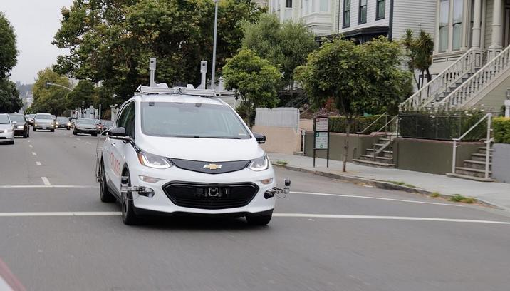 日本软银巨额注资通用自动驾驶业务 估值涨十倍