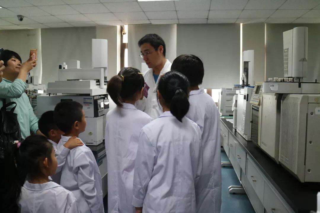 向六一献礼!第三届全国大型儿童科学实践活动——走进中纺标实验室活动圆满结束
