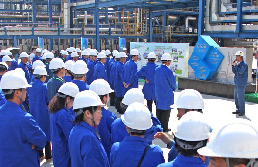 中国石油启动开放日:彰显国企责任,接受公众监督