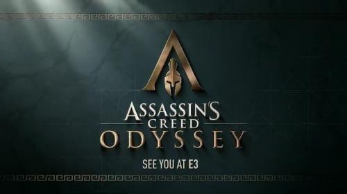 育碧公布《刺客信条》新作 游戏背景为古希腊