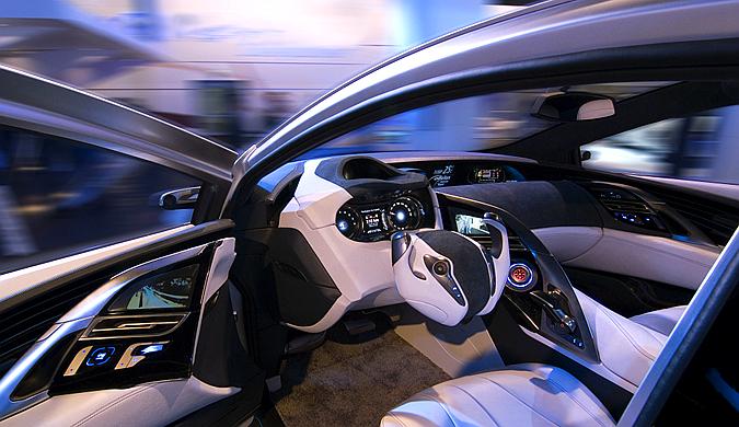 美媒:无人驾驶预计最先在中国实现