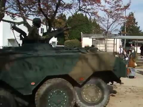日本取消新型装甲车研发计划 因防弹性能未达标