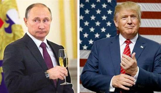 美媒:白宫正筹划美俄首脑会晤