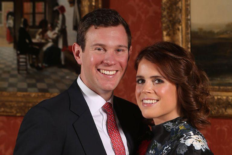 英国尤金妮公主10月大婚 乔治夏洛特或再做花童