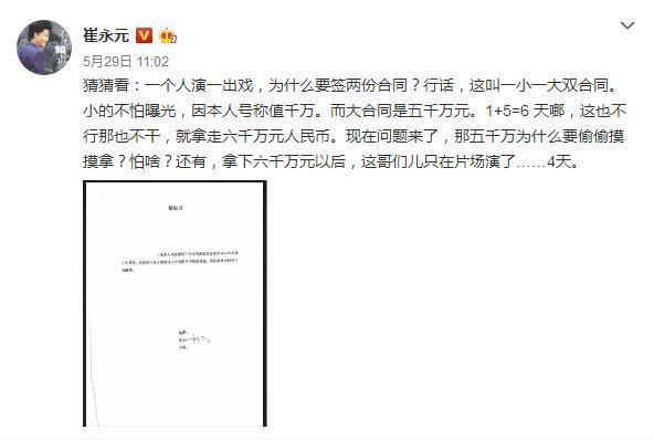 """人民网评:明星片酬为啥屡""""限""""屡高?"""