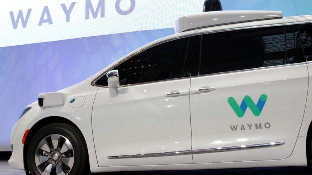 软银投资通用Cruise  Waymo无人驾驶车队大幅扩充