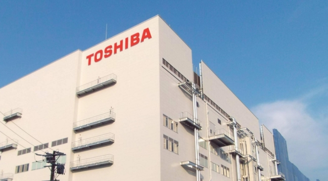 东芝完成向贝恩财团出售芯片业务 并获得40%决议权