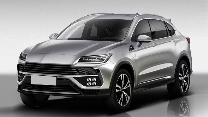"""外媒:中国汽车制造商推出中国版""""兰博基尼"""""""