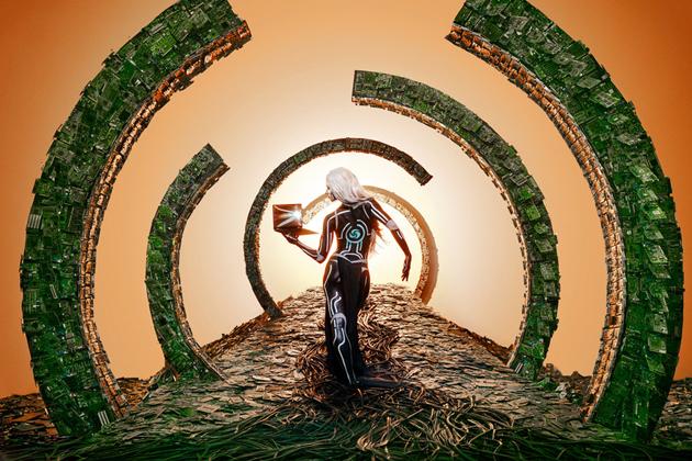 世界环境日:变废为宝!看垃圾华丽变身艺术品
