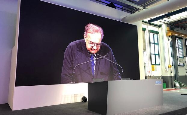 马尔乔内完美谢幕 明晰FCA集团未来五年发展规划