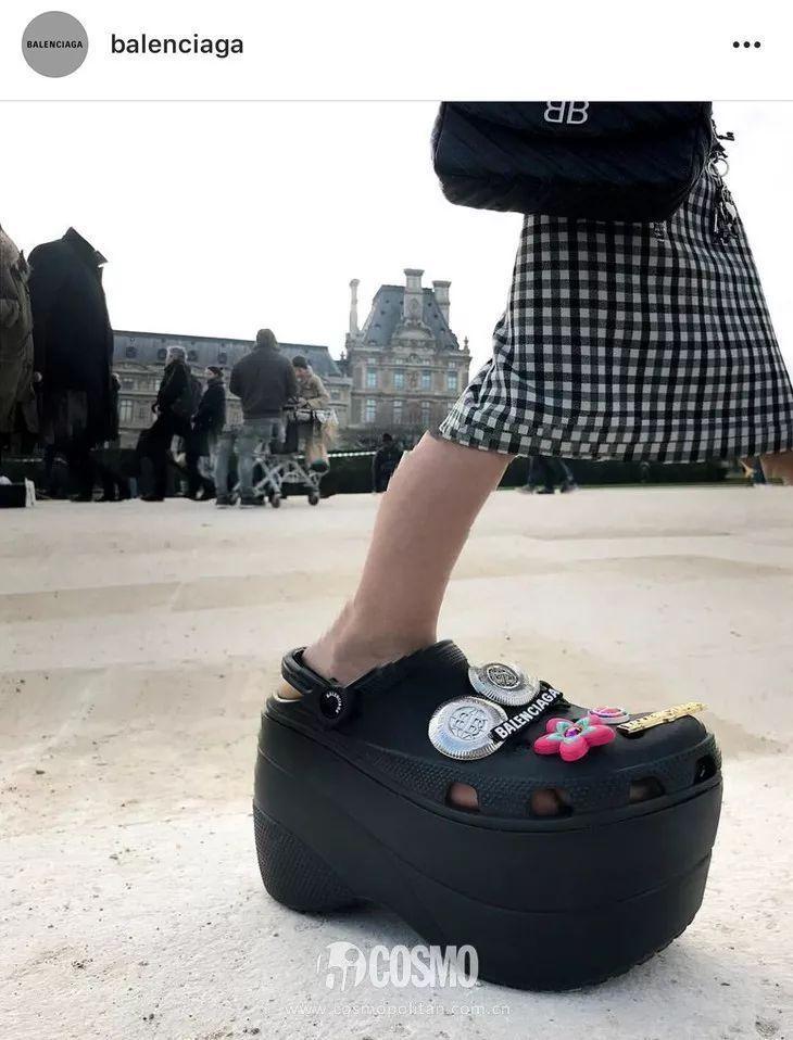 信我,能拯救哈比星人的厚底鞋好看极了!