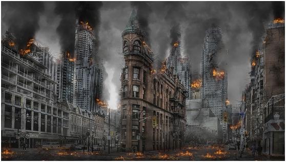 科学家推断出人类文明灭绝的三种方式