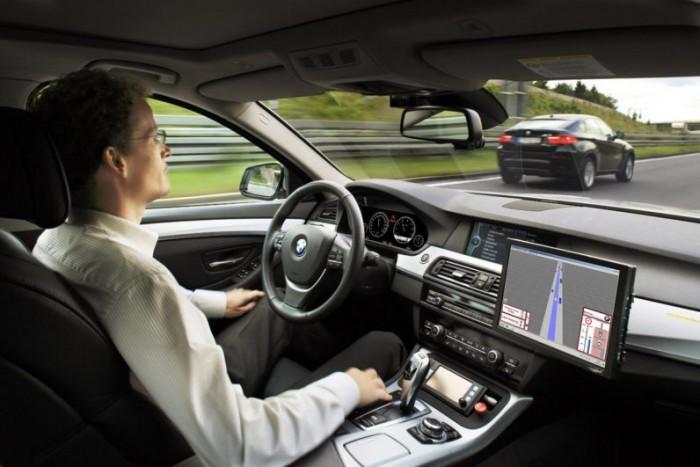 自动驾驶:一片蓝海 各国抢占先机