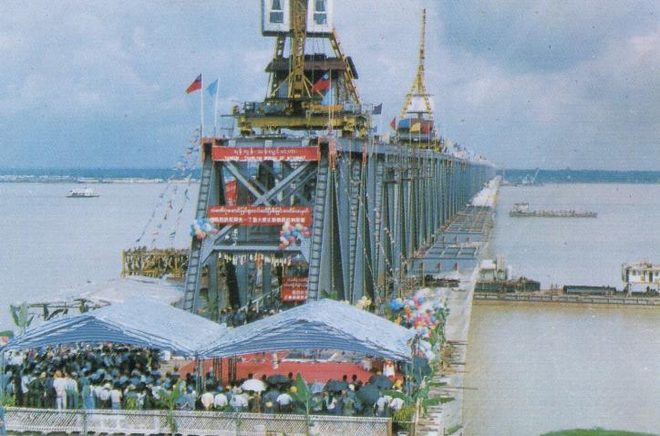 丁茵大桥工程师讲述燃情岁月:这座桥,见证超