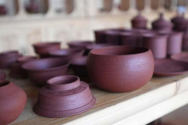 探访四川壤巴拉藏式陶艺传习所