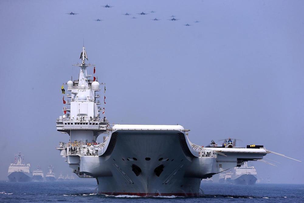 英法将派舰巡南海刷存在感 暗示可能发生对抗