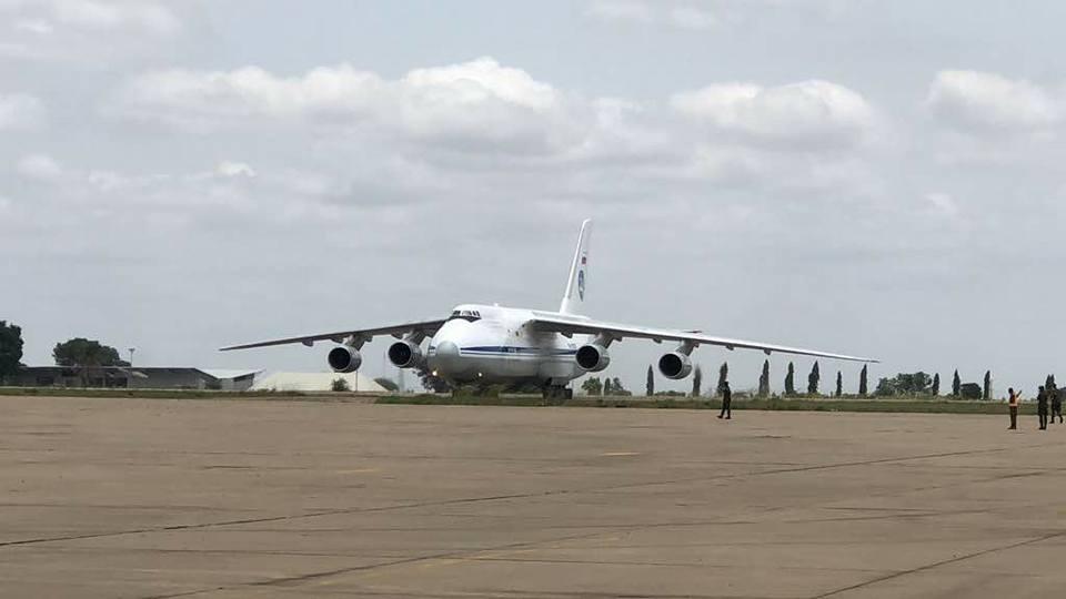 俄准备恢复生产安124运输机?发动机成大难题