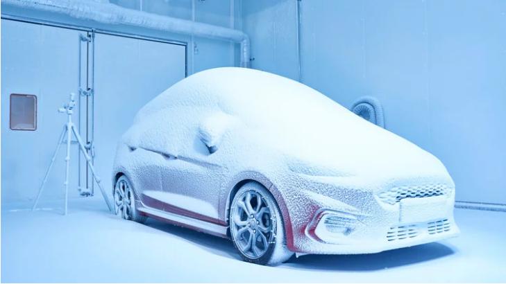 """福特投资7000万欧德国设""""气象工厂"""" 车辆接受极端测试"""