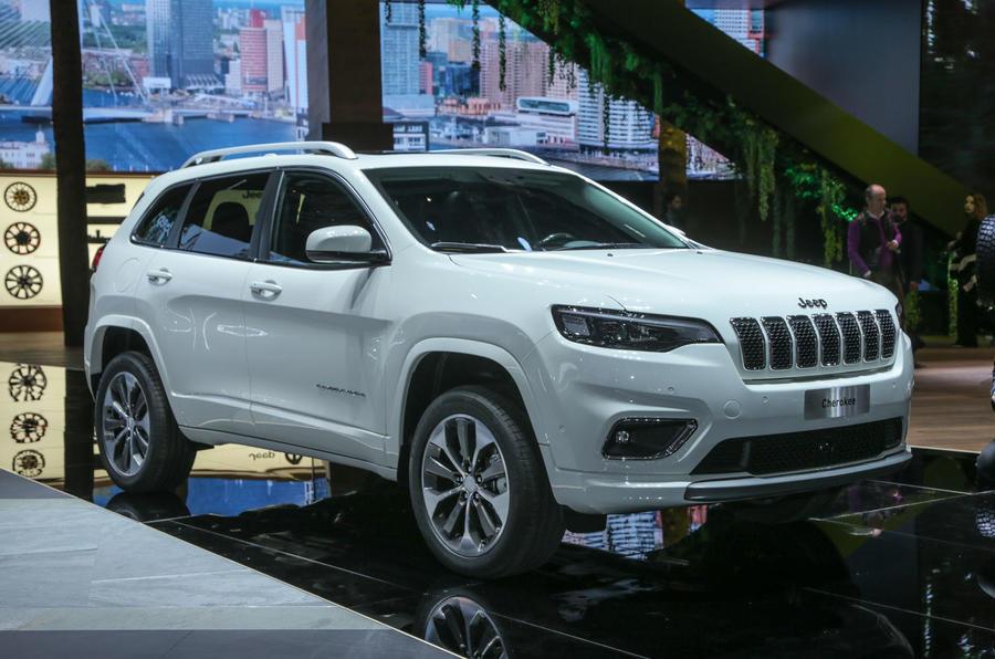 Jeep品牌五年规划出炉 将涉足三大全新领域