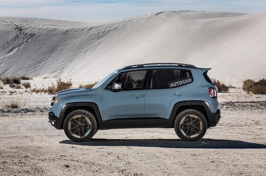 Jeep证实将推全新入门级SUV 起价1.5万英镑