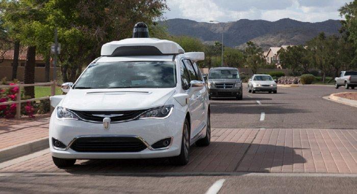 加州允许无人驾驶汽车搭载乘客试点项目