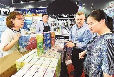 中国形成最大中等收入群体 对进口商品消费意愿增强
