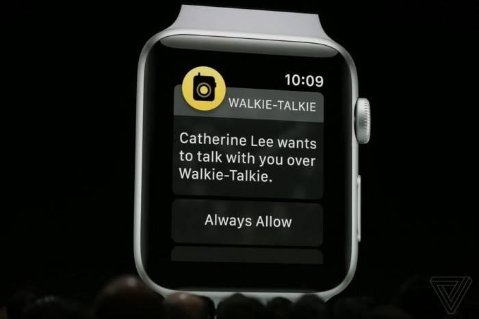 Apple Watch新增对讲机应用 正逐渐开放NFC功能