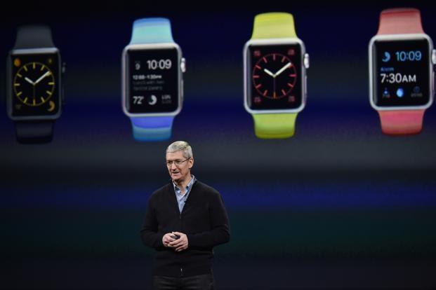 库克:AppleWatch发布后客户满意度一直业界第一