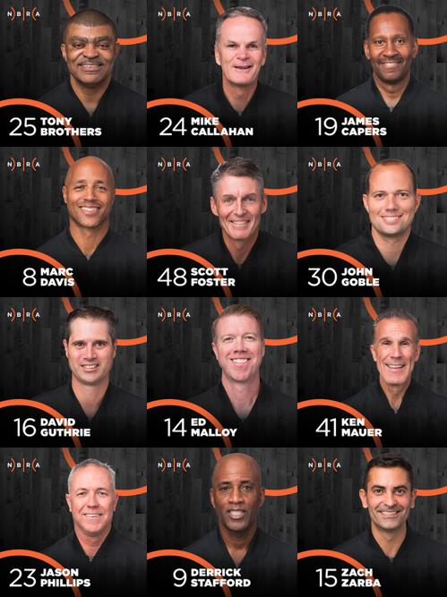为啥NBA争议判罚越来越多?12黑衣人大起底