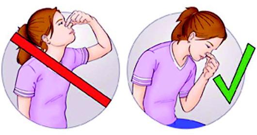 鼻出血,身体发出的求救信号