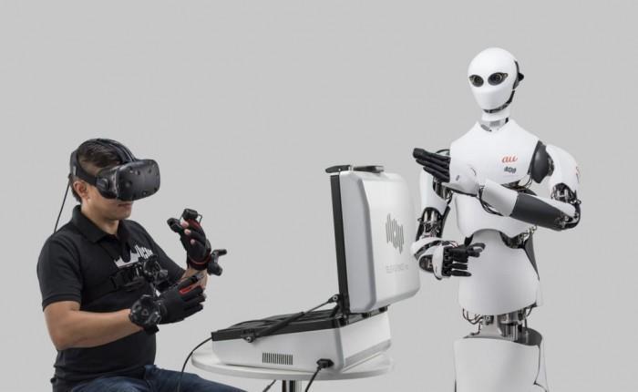 日本Telexistence打造怪异机器人 头部酷似外星人