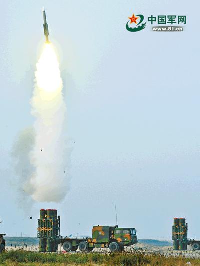 """""""蓝盾18""""地面联合防空演习打响 多兵种防空火力集结"""