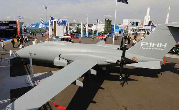 欧洲首架中空长航时无人机完成首飞