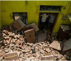 印度北部再次遭遇风暴袭击 至少18人死亡