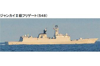 24小时营业?日午夜11时跟踪我护卫舰穿宫古海峡