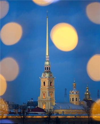 """走近""""北方之都""""欧洲之窗圣彼得堡"""