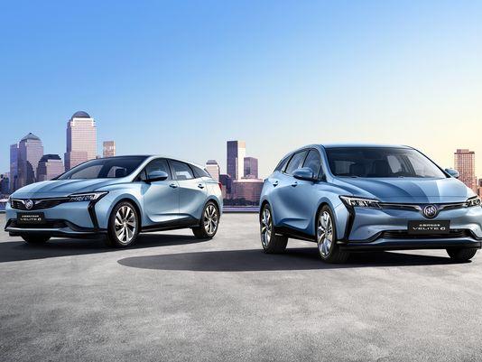 通用加强在华电气化布局 2023年前推20款新能源车
