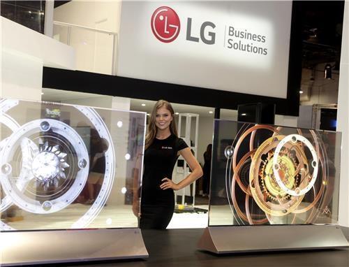 LG电子携Signage创新产品亮相美InfoComm展览会