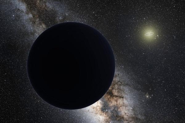 """传说中的""""太阳系9号行星""""可能只是一堆小行星"""