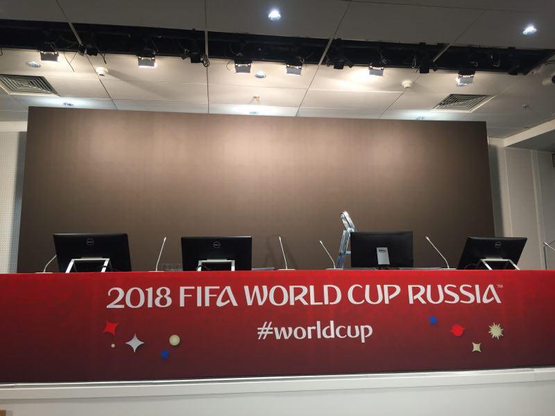 FIFA首次在世界杯中使用电子大屏 供应商是海信