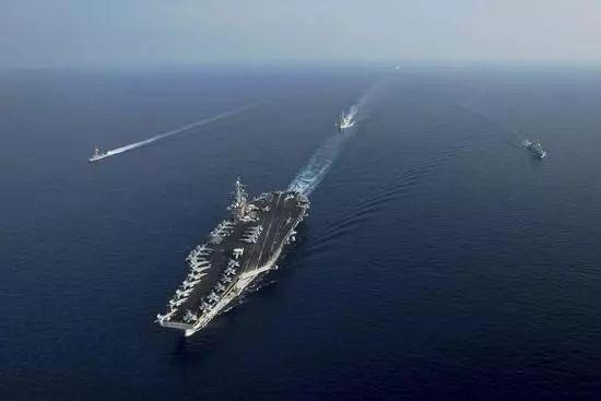 【解局】美军舰若穿台海,小英该哭还是笑?