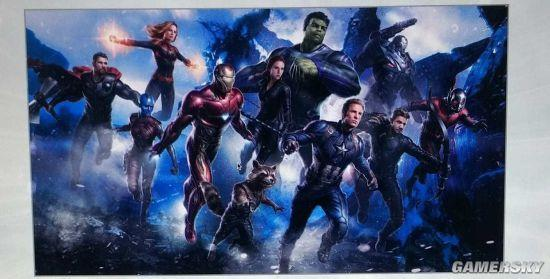 《复仇者联盟4》海报疑似泄露:新英雄亮相