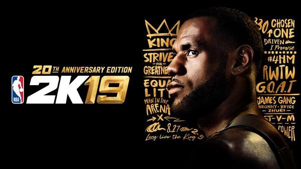 《NBA 2K19》上架Steam平台:售价199元