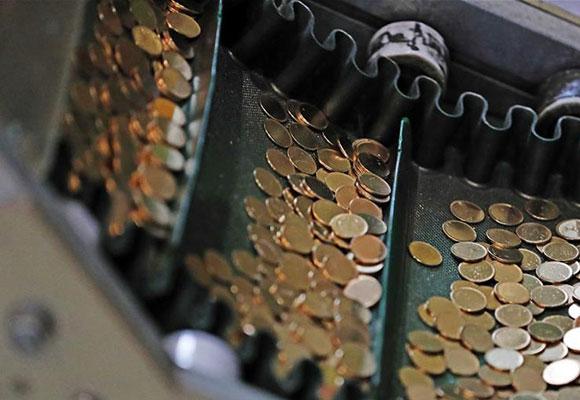 泰铢是中国造?中国制造的泰铢硬币发往泰国