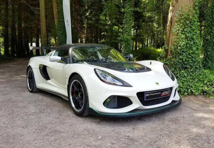 典雅的英伦绅士 Lotus Exige Cup 430特别版开售