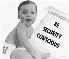 美国安全局公开上世纪宣传海报